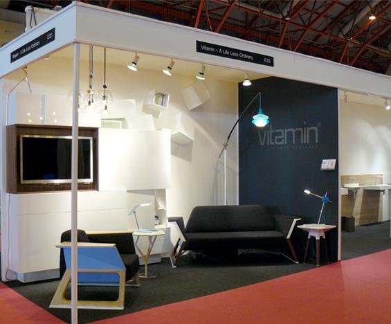 Furniture Design Exhibition vitamin blog: 100% design 2010