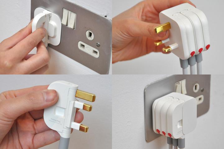 Folksonomy Folding Plug System Redesigning The Uk 3 Pin