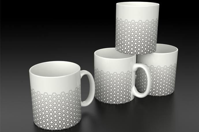 Fade Mug