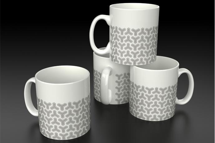 Tri mug